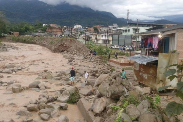 Mocoa inundaciones