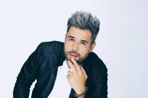 El cantautor Daniel Santacruz