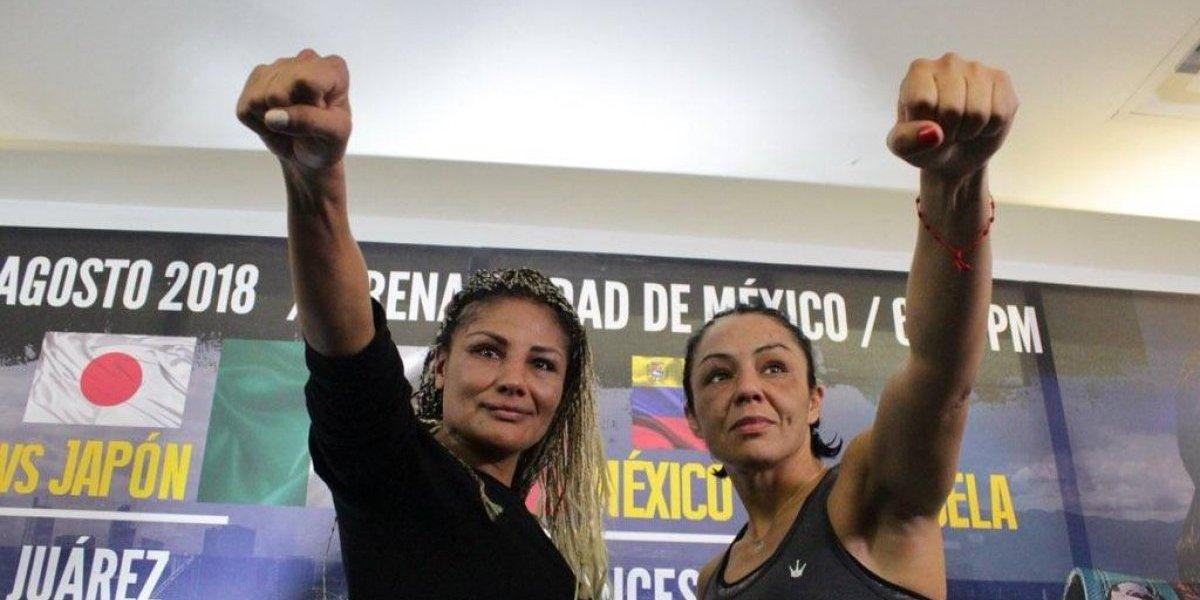 Mariana Juárez y Jackie Nava confirman próxima pelea