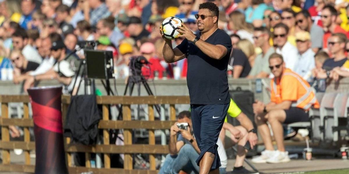¡Atención! Hospitalizan a Ronaldo en Ibiza