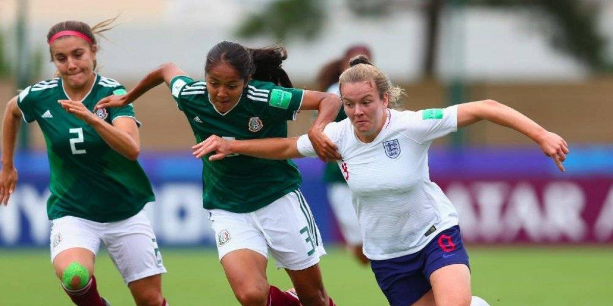 Selección mexicana femenil se despide de la Copa del Mundo