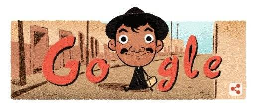 Doodle Google Cantinflas