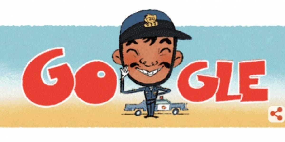 Google celebra hoy a Mario Moreno Cantinflas