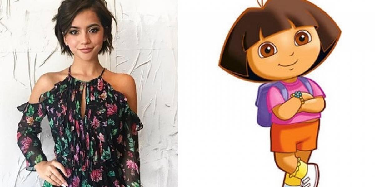 """Ella es la actriz que interpreta a """"Dora la exploradora"""" en película 'live-action'"""