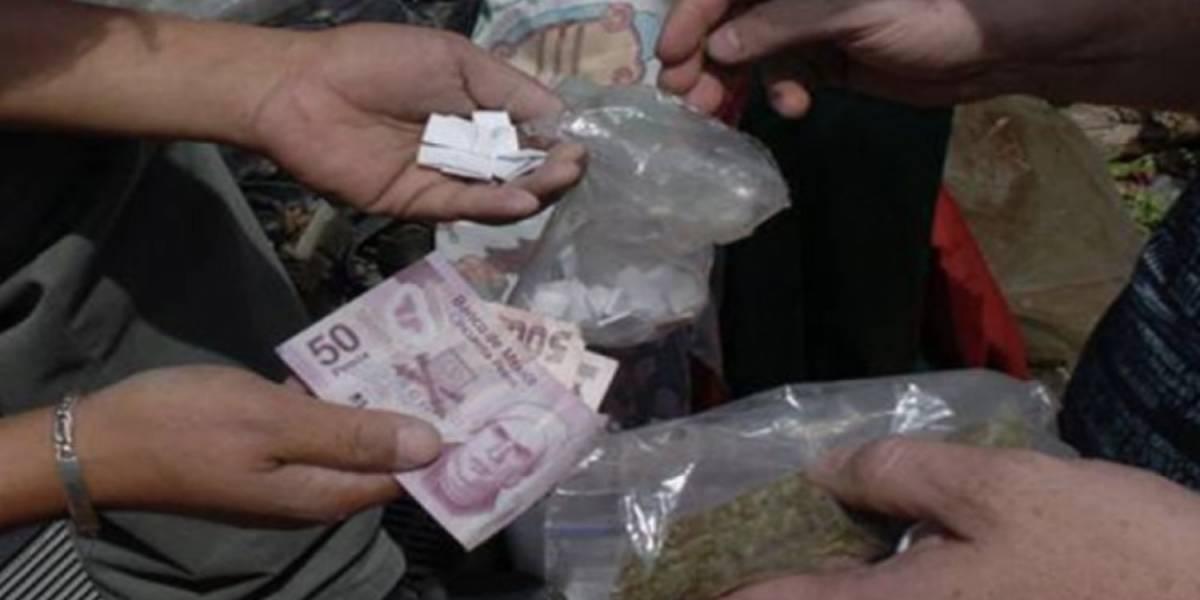 Vinculan a proceso a 3 narcomenudistas detenidos en la Narvarte