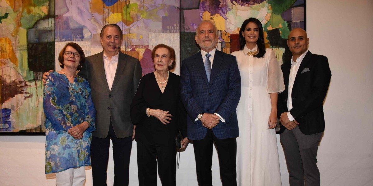 Museo Fernando Peña Defilló con dos exposiciones antológicas