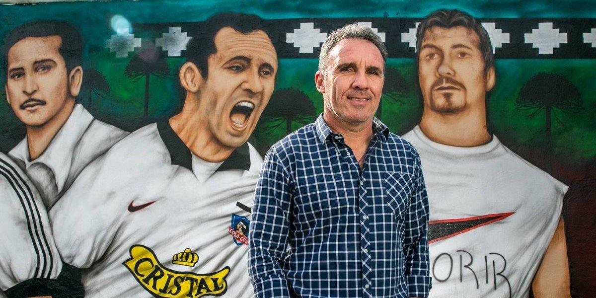 Marcelo Espina reveló la clave para convencer a Claudio Baeza de seguir en Colo Colo