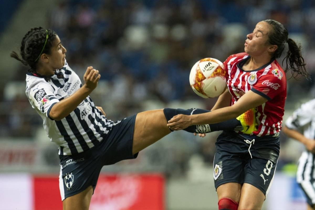 Chivas feminine, to stay in the first places