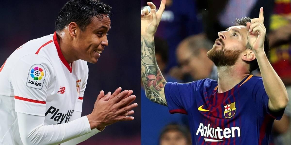 ¿Muriel será titular con Sevilla en la Supercopa de España contra Barcelona?