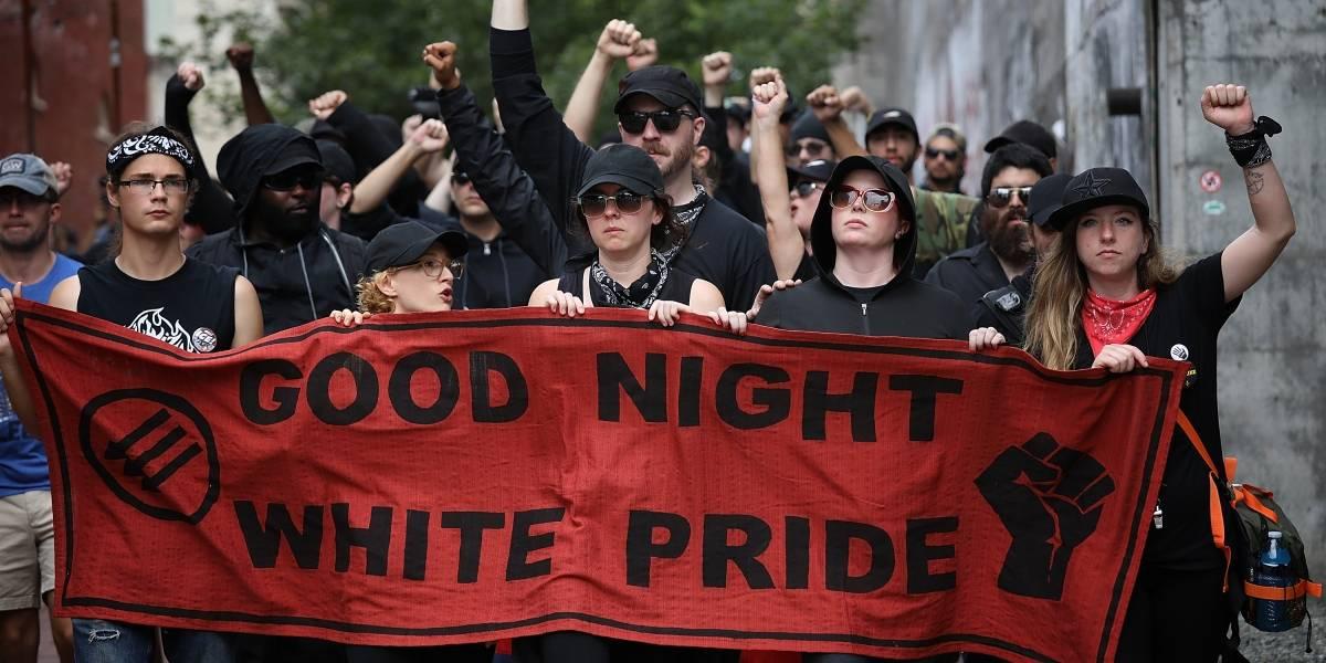 Alerta por la marcha neonazi un año después de la tragedia de Charlottesville