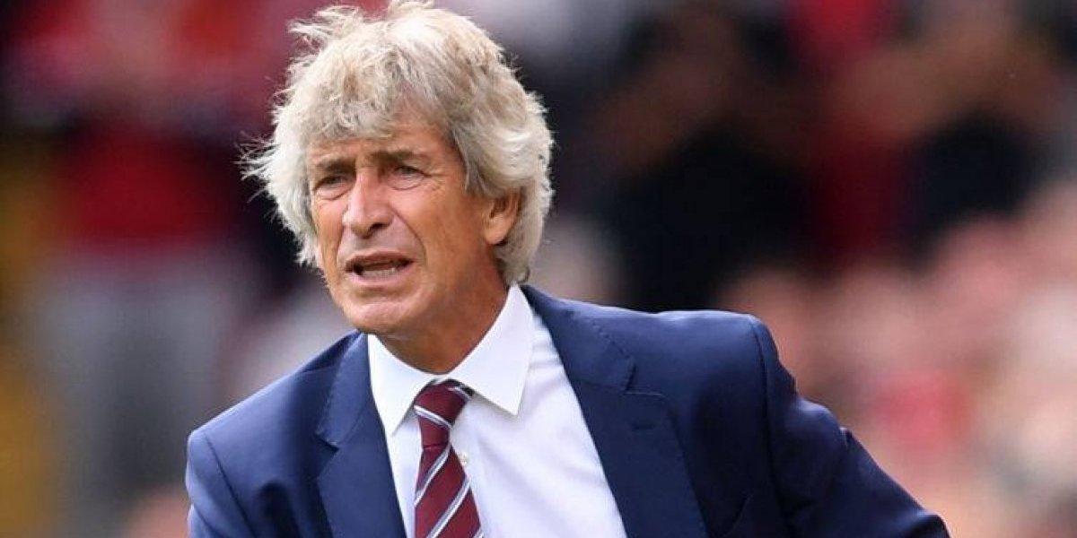 Pellegrini confía ciegamente en el West Ham a pesar de la goleada recibida ante el Liverpool