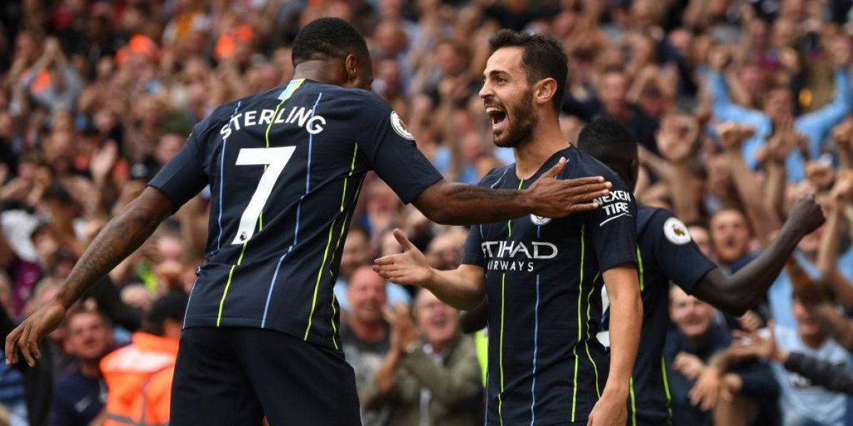 ¿Se viene una nueva temporada de suplente? Claudio Bravo estuvo en la banca en victoria de Manchester City