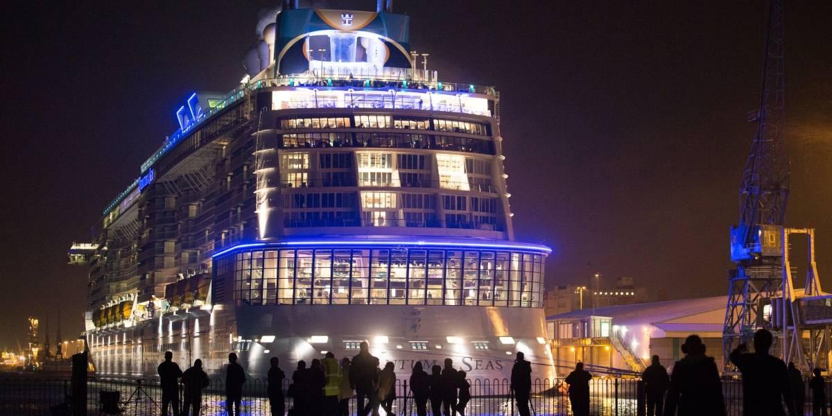 El polémico 'crucero del sexo': Ocho días con 2.100 pasajeros swingers