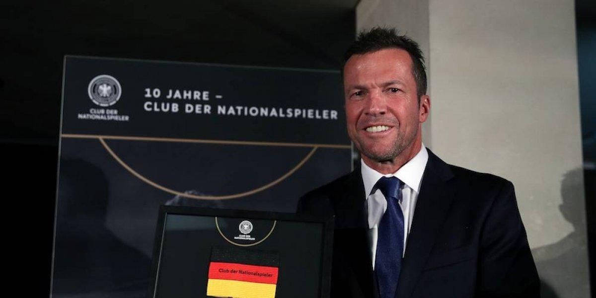 Lothar Matthäus desea ver a más mexicanos en la Bundesliga