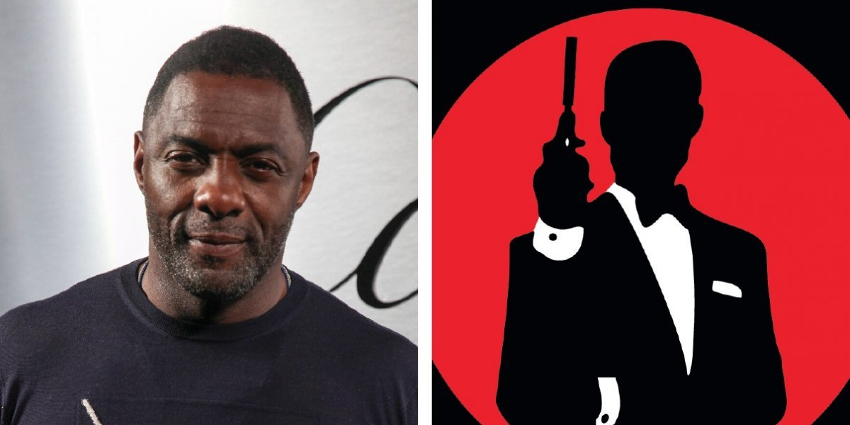 Su nombre es Idris Elba, ¿pero llegará a llamarse Bond?