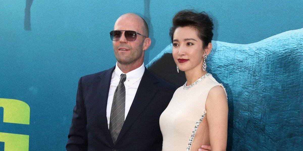 """Ella es la sexy actriz china que acompaña a Jason Statham en """"Megalodón"""""""