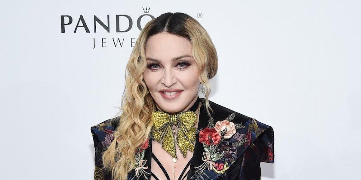 Madonna comparte foto desnuda de cuando tenía 19 años