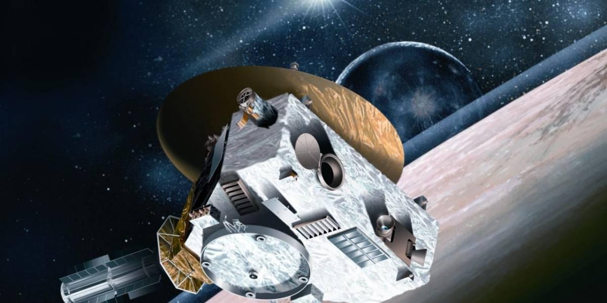 Con datos de la nave espacial New Horizons, la NASA tiene una idea de cuanto mide el medio interestelar