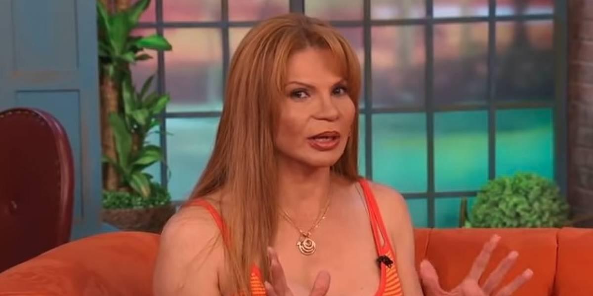 Mhoni Vidente se adelanta y publica pack tras chantaje de su ex novio