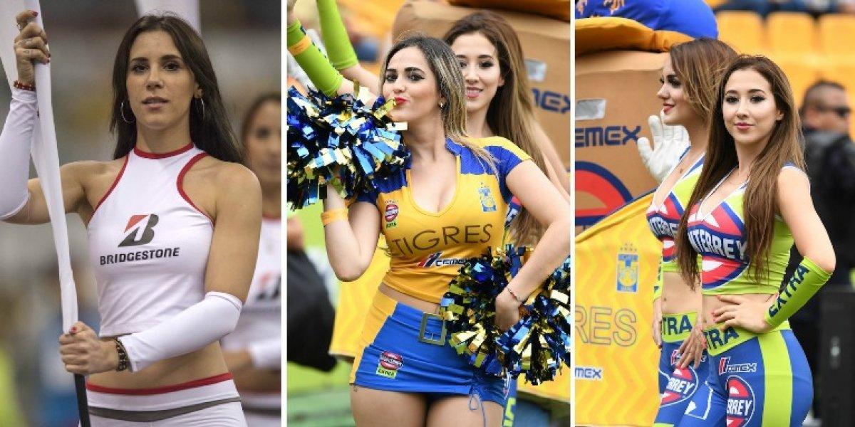 Las chicas de la jornada 4 del Apertura 2018 de la Liga MX
