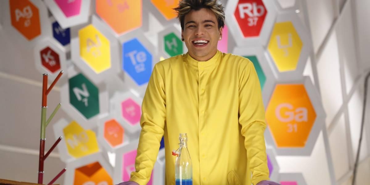 El youtuber que enseña ciencia a los niños
