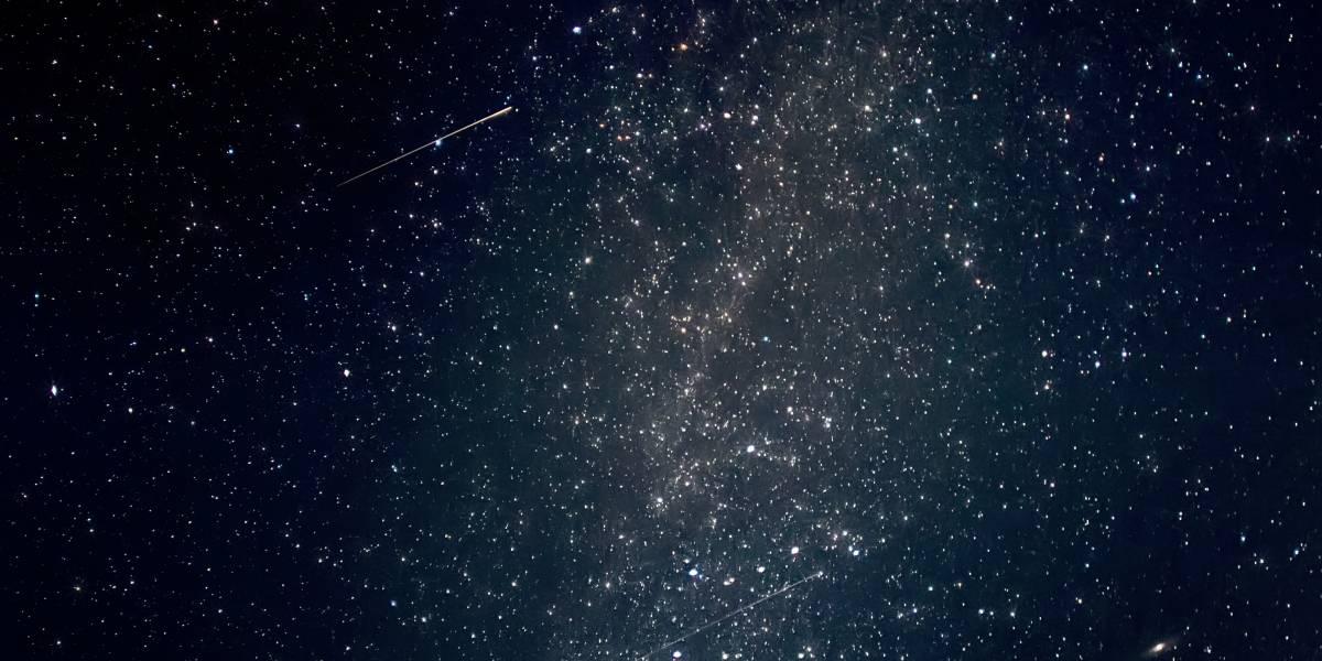 Chuva de meteoros Perseidas tem ápice nesta madrugada