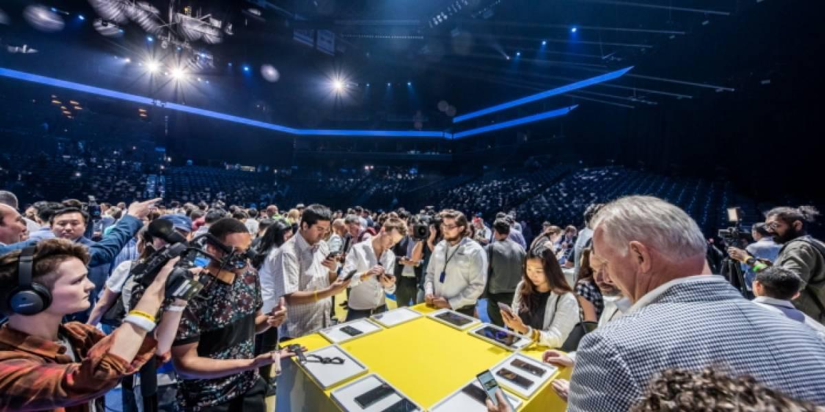 Lujo y glamour: así es un día en el mundo premium de Samsung