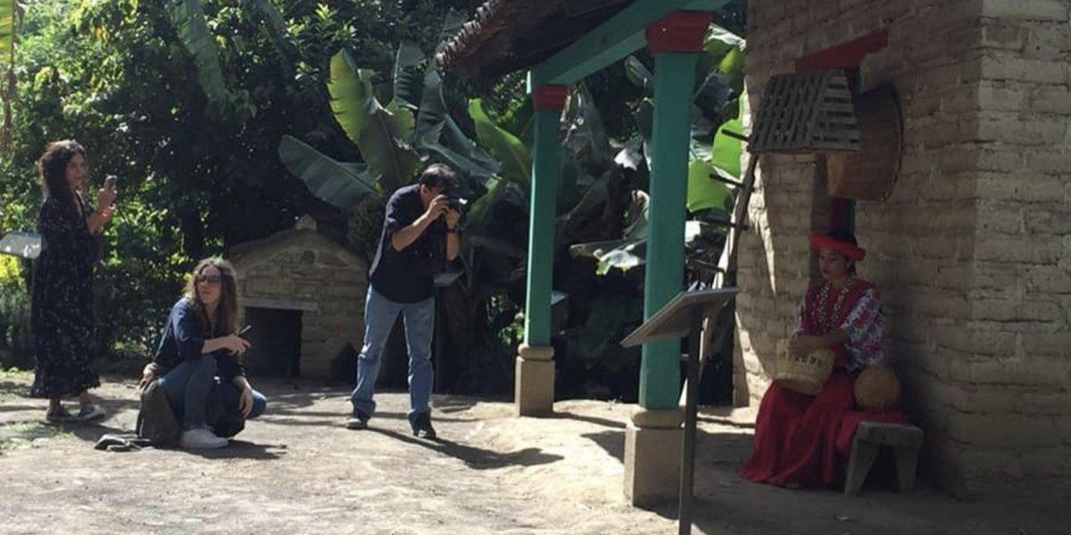 """""""Vogue"""" Brasil realiza importante sesión fotográfica en Guatemala en donde resalta a la mujer indígena"""