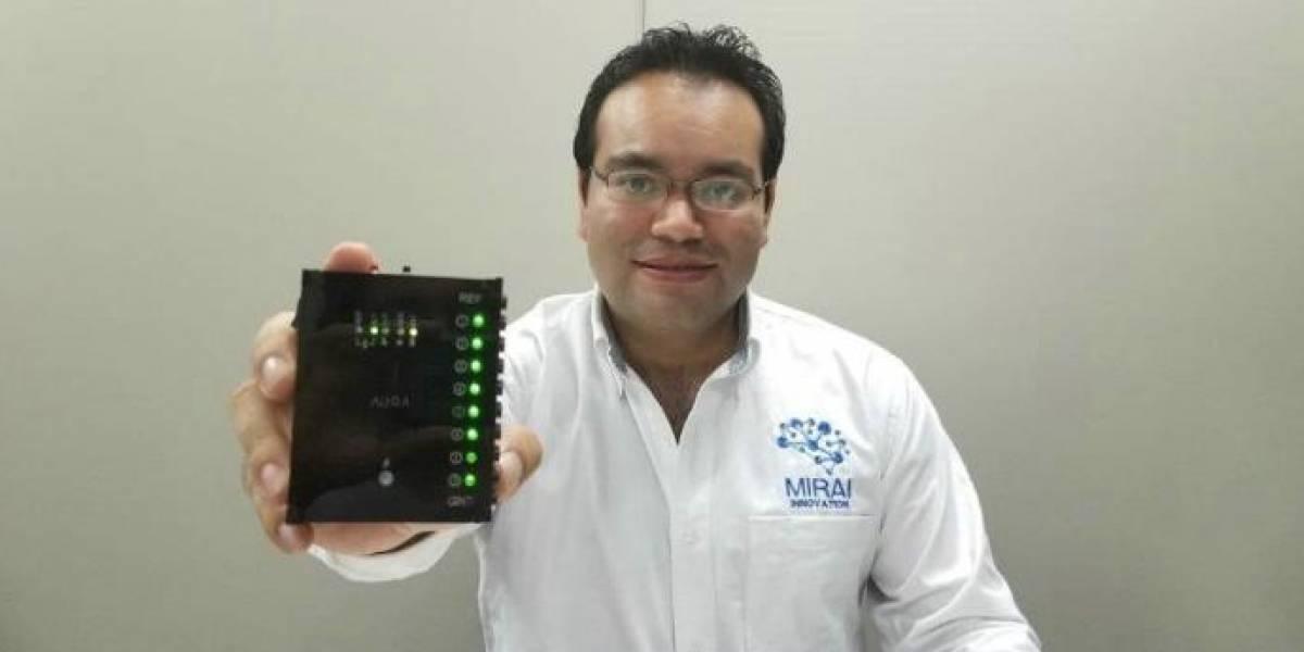Científico mexicano rechazado 5 veces por Conacyt ahora triunfa en Japón con revolucionario invento