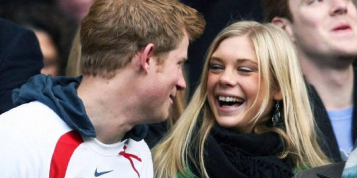Estos son los motivos por los que la ex novia del príncipe Harry decidió terminar la relación