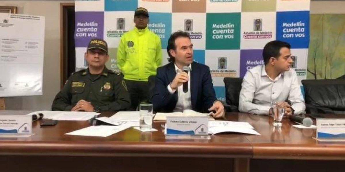 Alcalde de Medellín alerta a la Registraduría por cédulas originales que poseen criminales