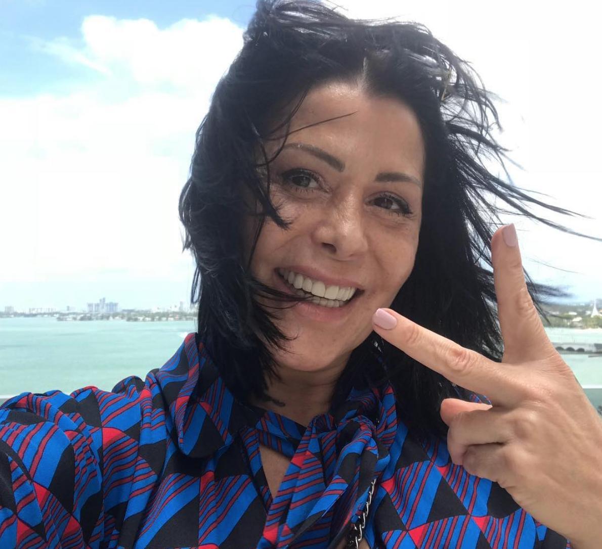 Alejandra Guzmán cuenta con 2.3 millones de seguidores en Instagram Instagram