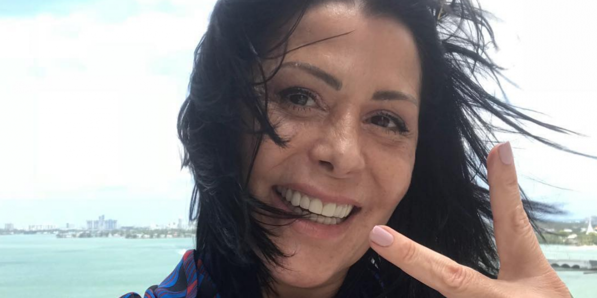 Alejandra Guzmán aparece otra vez con ex de Frida Sofía