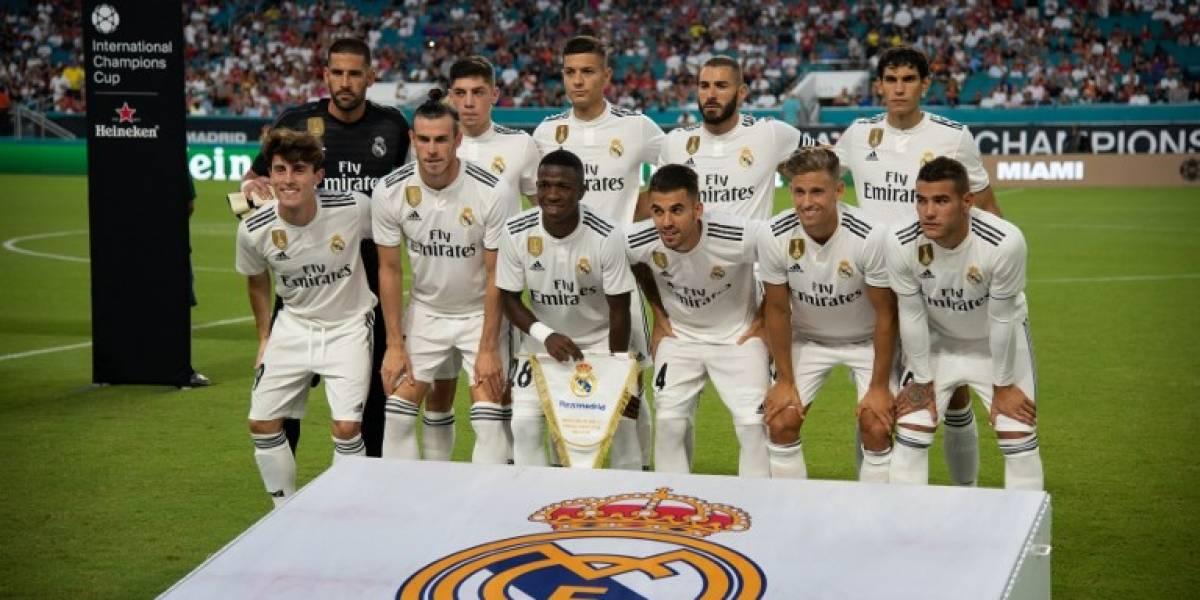 El Real Madrid sufre una baja antes de la Supercopacontra el Atlético