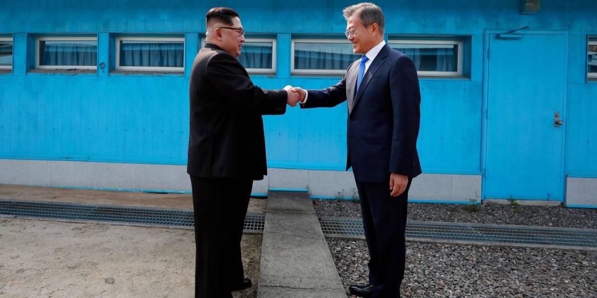 Se volverán a ver las caras: las dos Coreas acuerdan nueva cita y se reunirán en Pyongyang