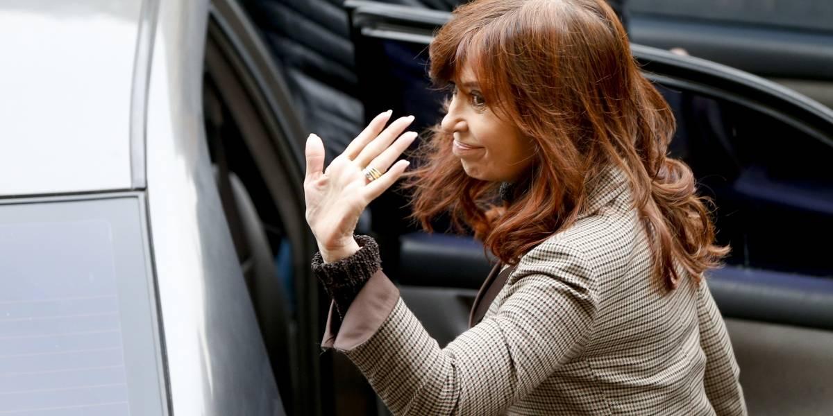 Polémico allanamiento en el edificio de Cristina Fernández en el marco de los Cuadernos K