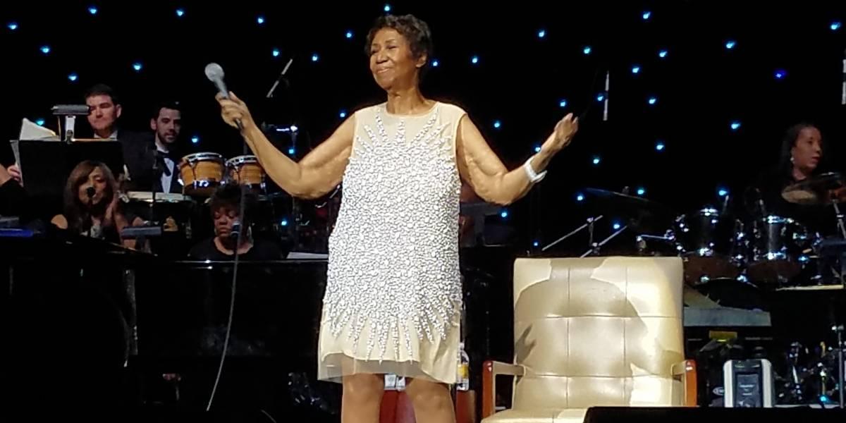 Aseguran que Aretha Franklin se encuentra gravemente enferma