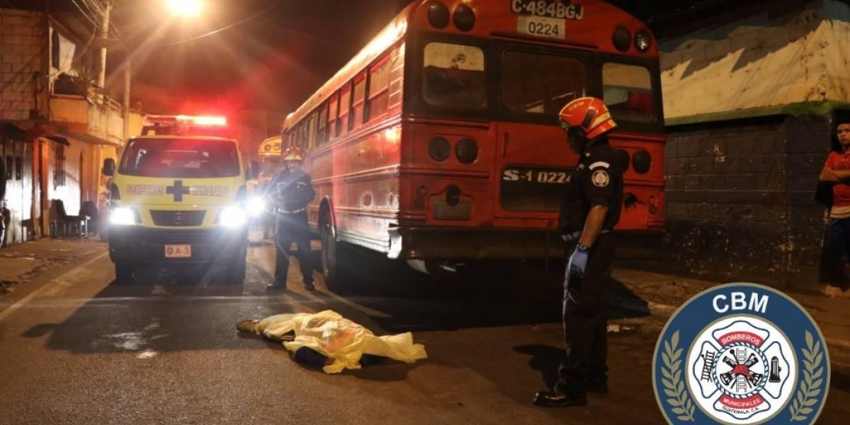 Un muerto y dos heridos por ataques armados ocurridos esta madrugada