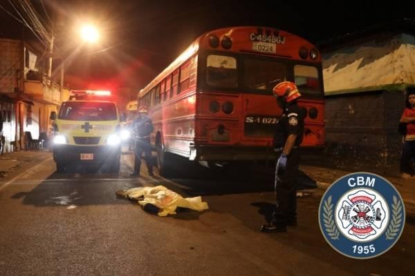 ataque armado en El Granizo, zona 7