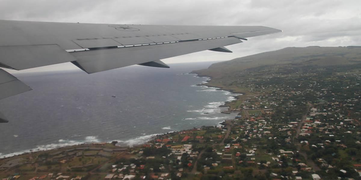 Habría caído al mar: Armada busca con 15 marinos a dominicano desaparecido en Isla de Pascua