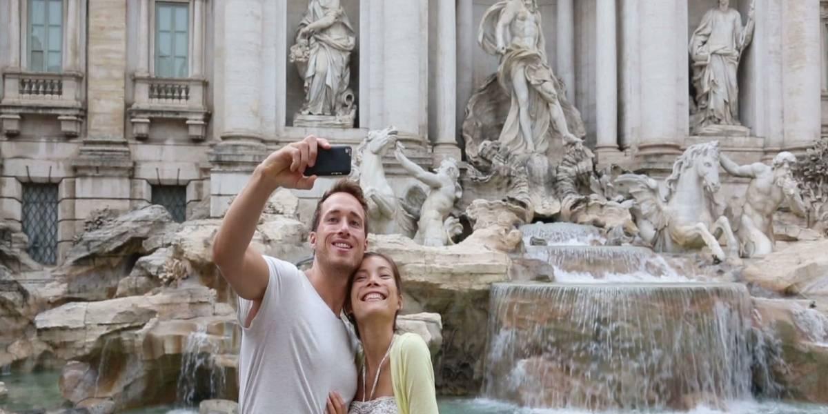 Se agarraron a golpes por tomarse el mejor selfie