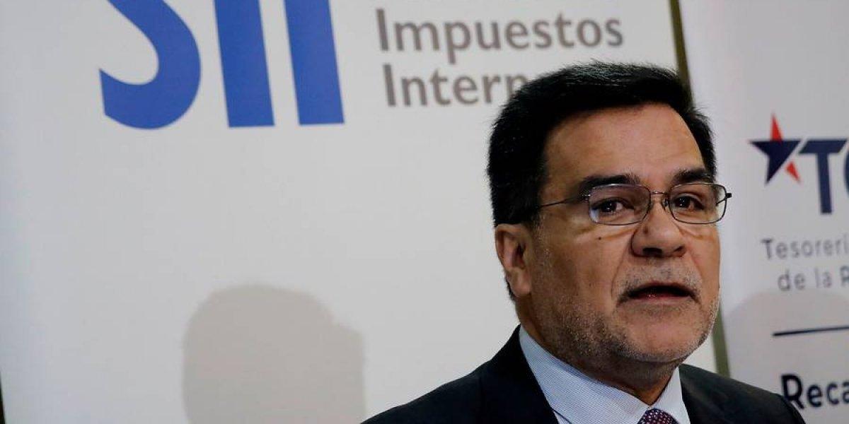 Confirmado en el cargo: Fernando Barraza sigue siendo el director del SII
