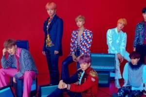 Confira o que foi destaque sobre o grupo BTS na semana que passou