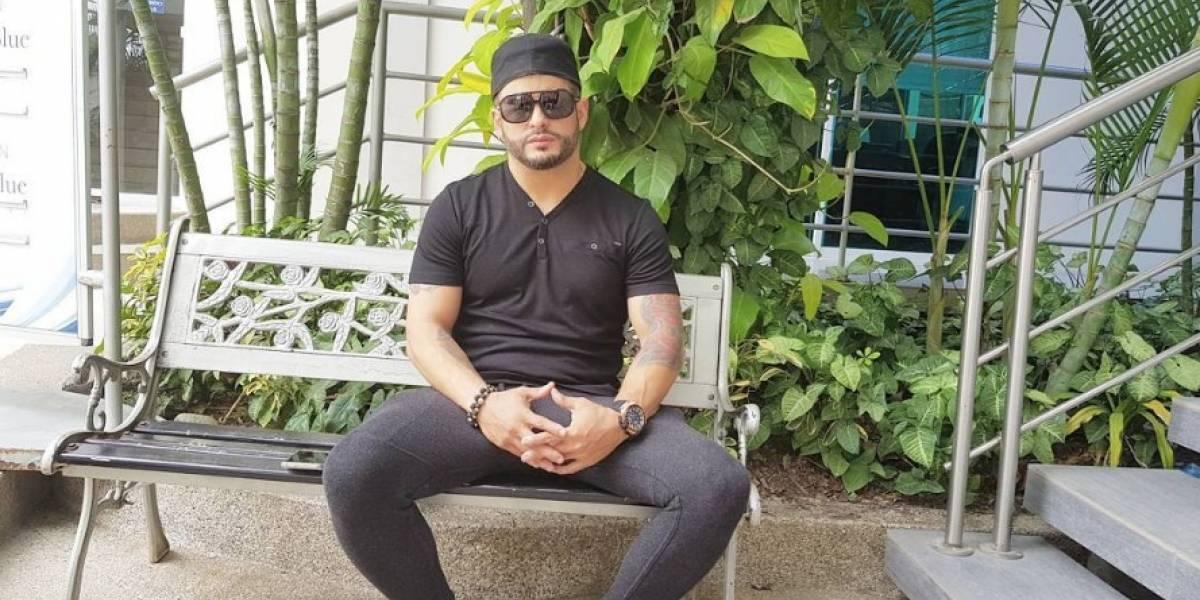Nelson Velásquez responde a críticas por su particular corte de cabello