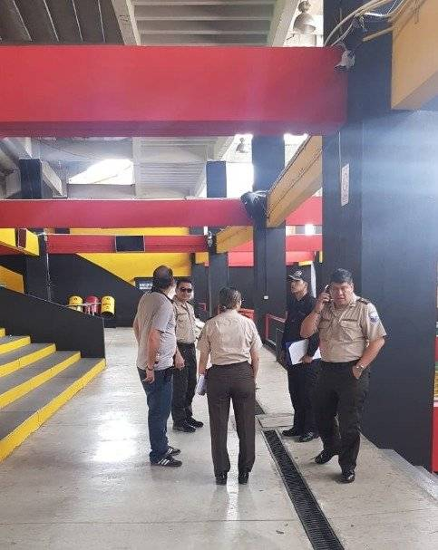 Noche Amarilla: El ECU 911 brinda apoyo visual en los exteriores e interiores del Estadio Monumental
