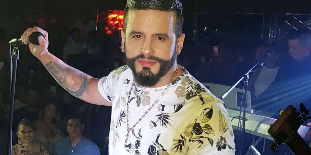 El cambio de look de Nelson Velásquez después de las burlas en las redes