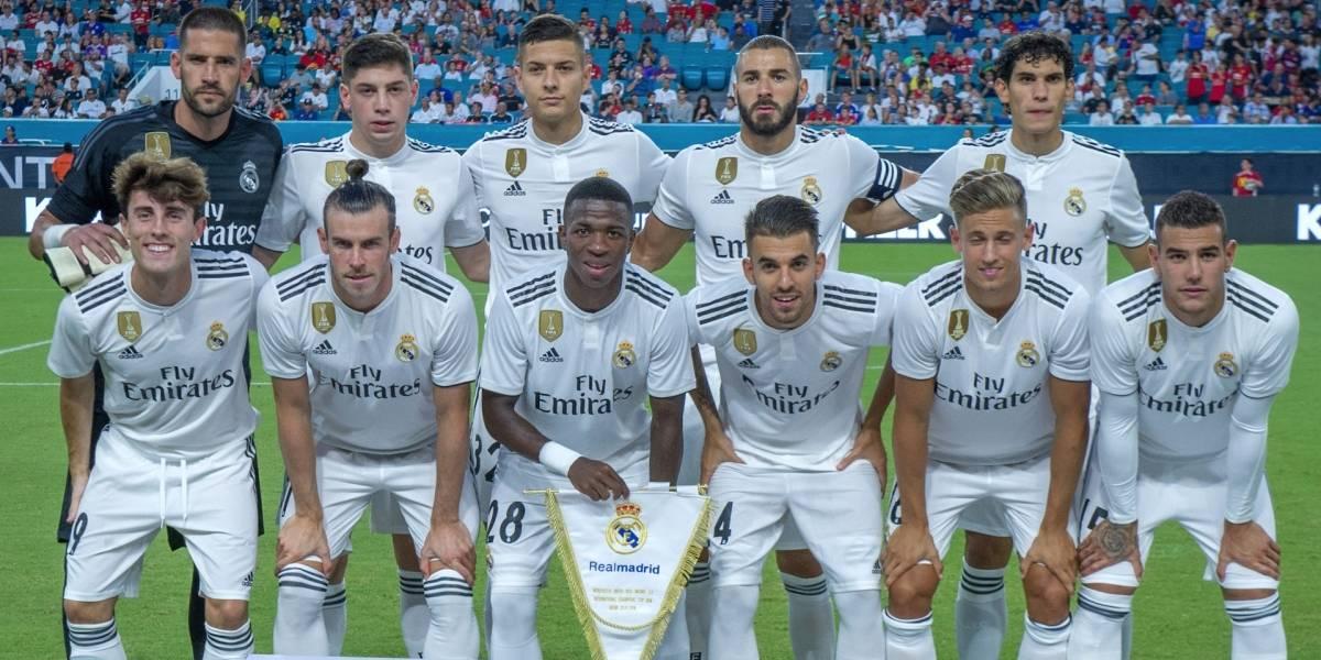 ¡Importante baja en el Real Madrid para la Supercopa de Europa!