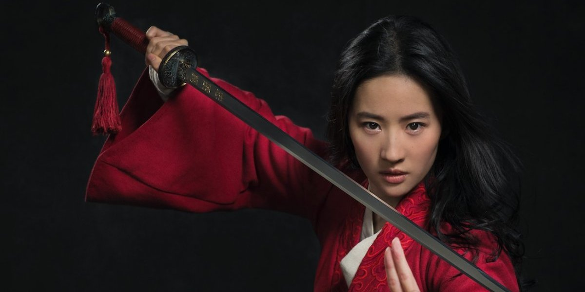 Mulán comparte la primera imagen del personaje 'live action'