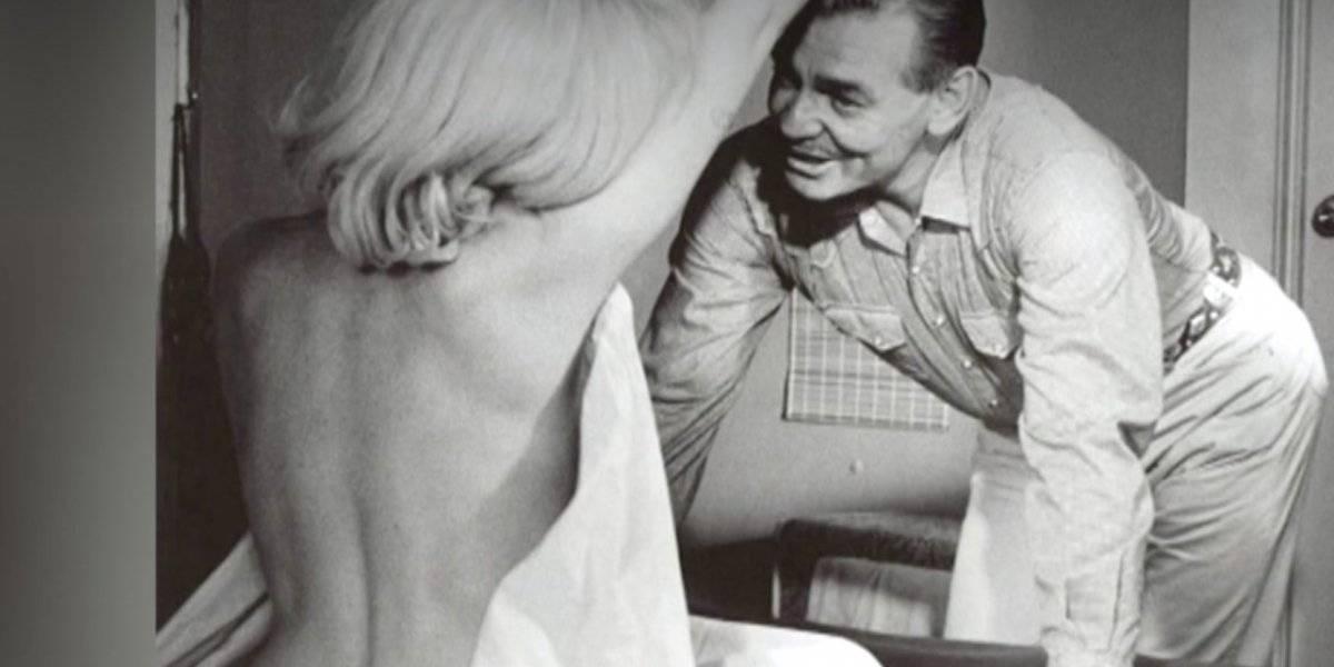 """Se descubren imágenes de un desnudo de Marilyn Monroe en """"Vidas Rebeldes"""""""