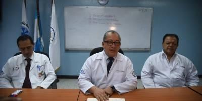 Consulta externa hospital general San Juan de Dios